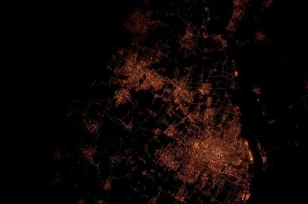 Dünyanın uzaydan çekilen harika fotoğrafları 28