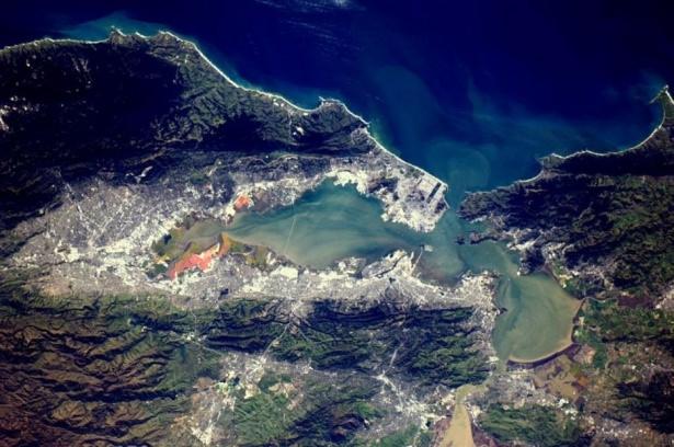 Dünyanın uzaydan çekilen harika fotoğrafları 29