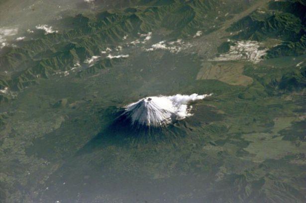 Dünyanın uzaydan çekilen harika fotoğrafları 3