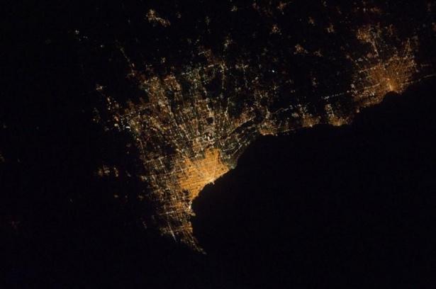 Dünyanın uzaydan çekilen harika fotoğrafları 35
