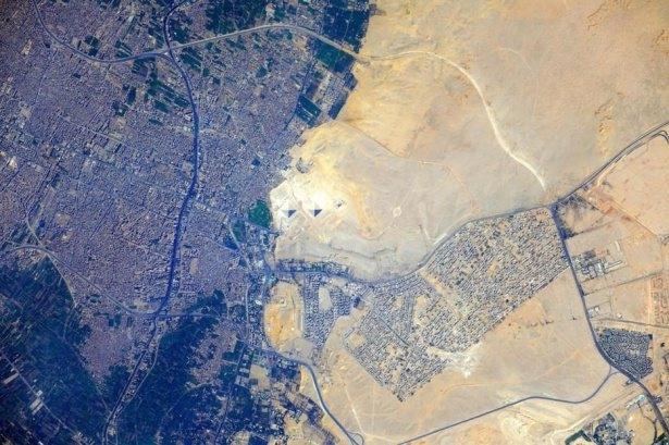 Dünyanın uzaydan çekilen harika fotoğrafları 4
