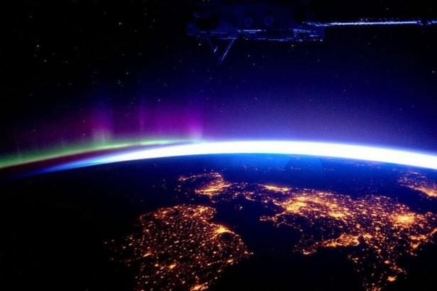 Dünyanın uzaydan çekilen harika fotoğrafları 41