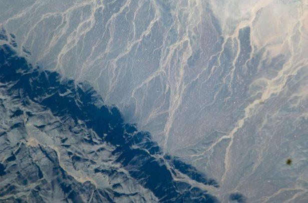 Dünyanın uzaydan çekilen harika fotoğrafları 48