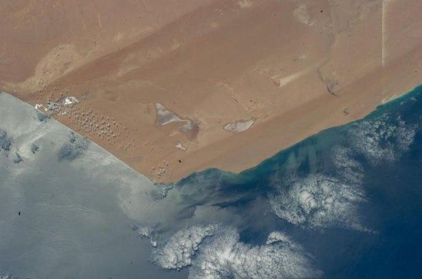 Dünyanın uzaydan çekilen harika fotoğrafları 5