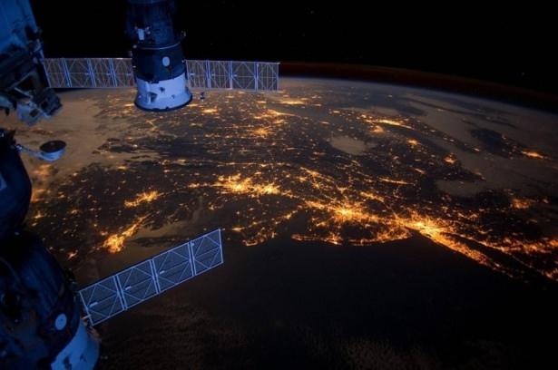 Dünyanın uzaydan çekilen harika fotoğrafları 54