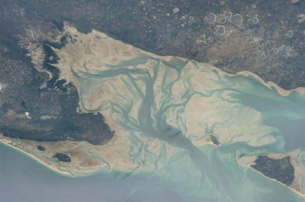 Dünyanın uzaydan çekilen harika fotoğrafları 58