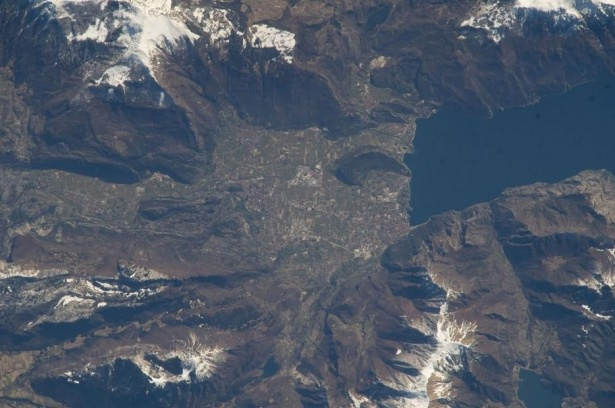 Dünyanın uzaydan çekilen harika fotoğrafları 6