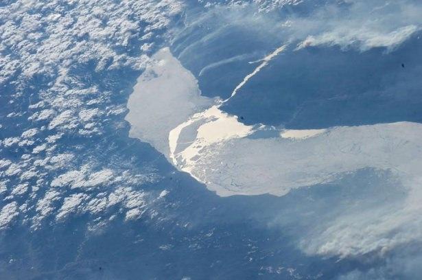 Dünyanın uzaydan çekilen harika fotoğrafları 9