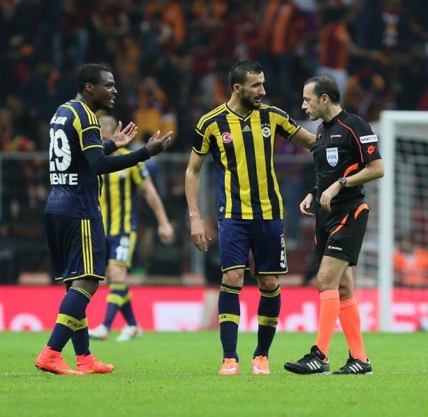 Galatasaray - Fenerbahçe 12