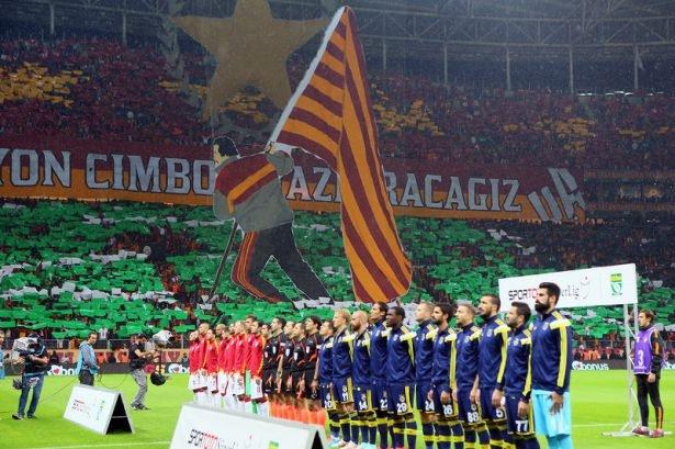 Galatasaray - Fenerbahçe 19