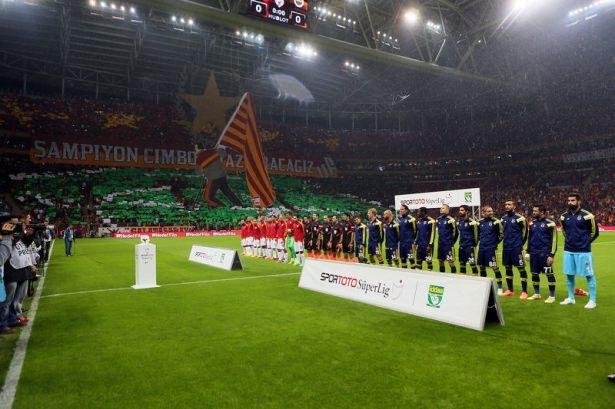Galatasaray - Fenerbahçe 25