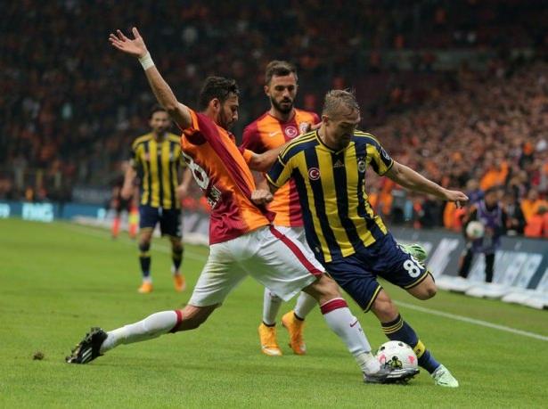 Galatasaray - Fenerbahçe 31