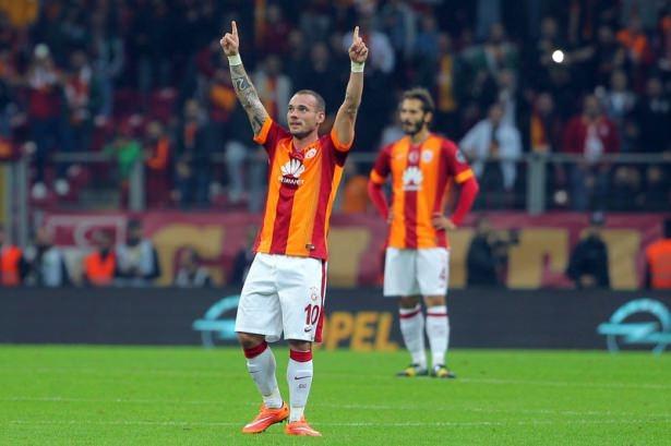 Galatasaray - Fenerbahçe 33