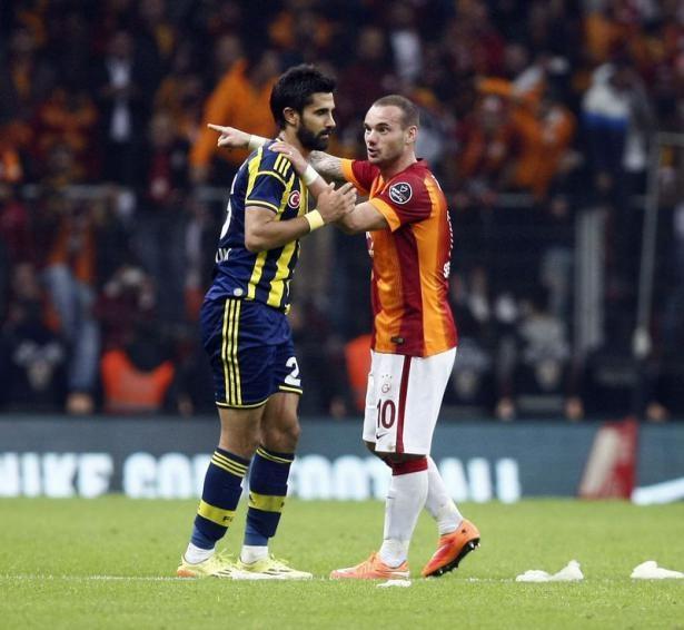 Galatasaray - Fenerbahçe 34