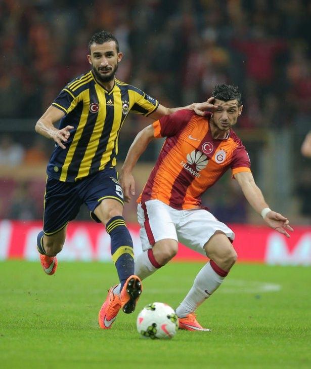 Galatasaray - Fenerbahçe 36