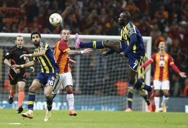Galatasaray - Fenerbahçe 38