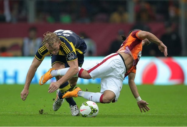 Galatasaray - Fenerbahçe 39