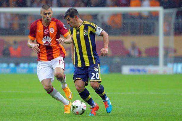 Galatasaray - Fenerbahçe 4
