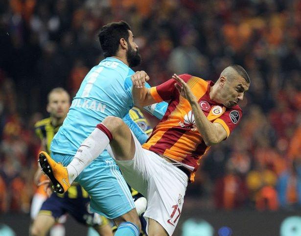 Galatasaray - Fenerbahçe 41