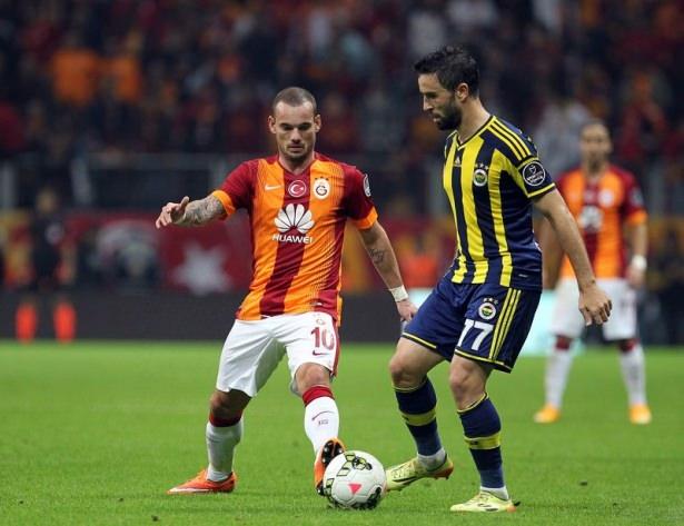 Galatasaray - Fenerbahçe 42