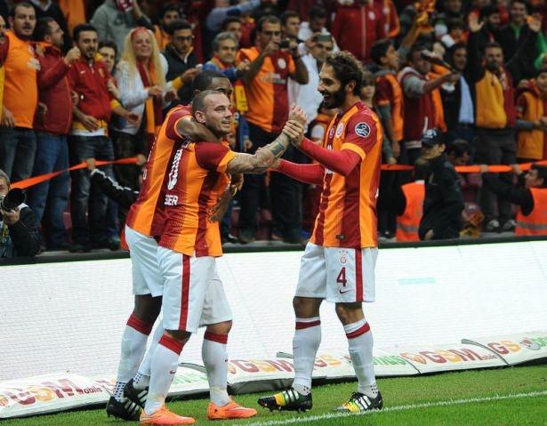 Galatasaray - Fenerbahçe 45
