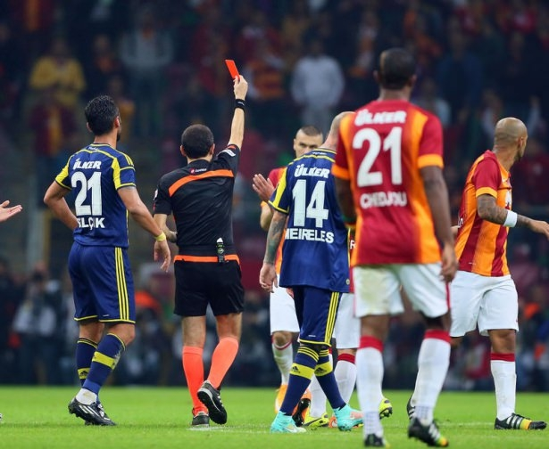 Galatasaray - Fenerbahçe 46