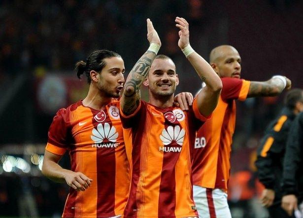 Galatasaray - Fenerbahçe 50