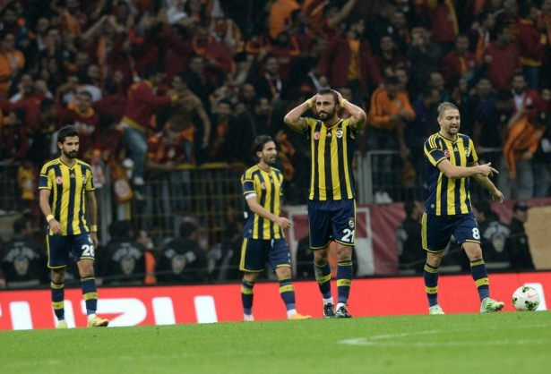Galatasaray - Fenerbahçe 52