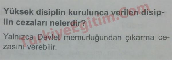 MEB Müdürlük Mülakatları Soru ve Cevaplar - 7 2
