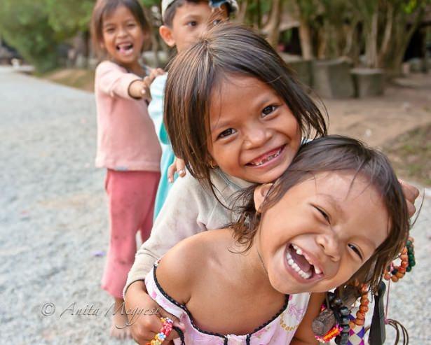 Dünya çocuklarının en mutlu anları 10