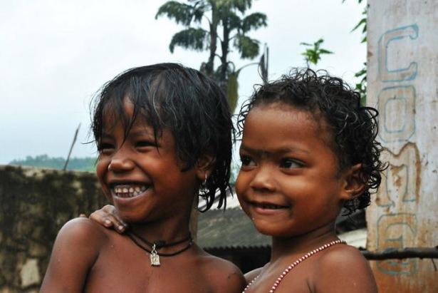 Dünya çocuklarının en mutlu anları 2