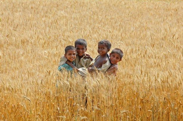 Dünya çocuklarının en mutlu anları 21