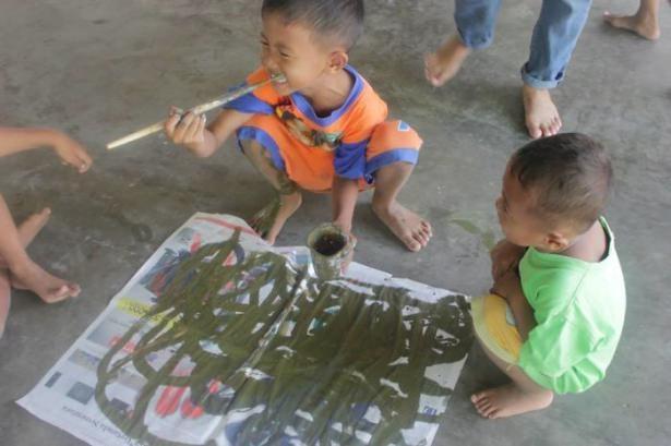 Dünya çocuklarının en mutlu anları 25