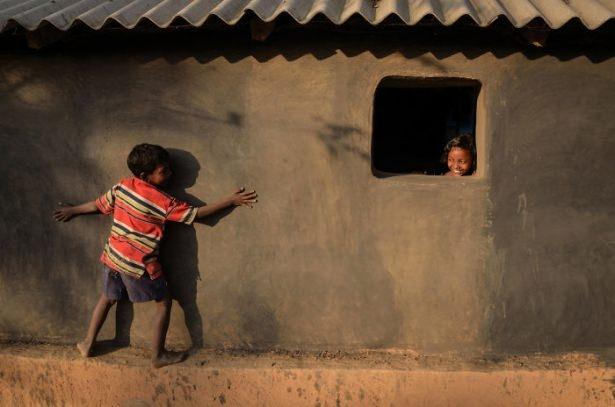 Dünya çocuklarının en mutlu anları 32