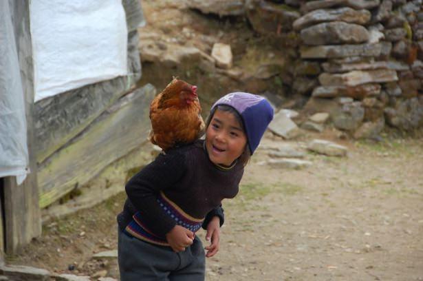 Dünya çocuklarının en mutlu anları 34