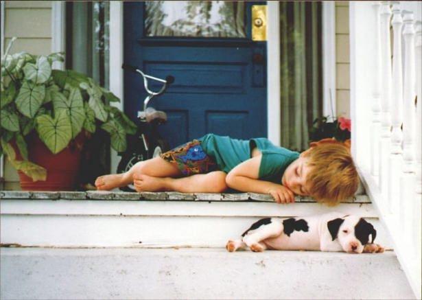 Dünya çocuklarının en mutlu anları 37
