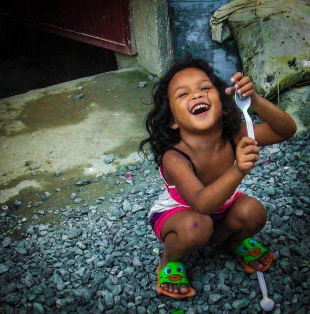 Dünya çocuklarının en mutlu anları 39