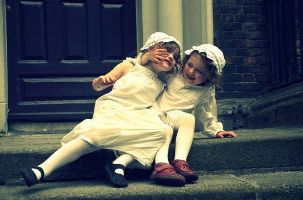 Dünya çocuklarının en mutlu anları 56