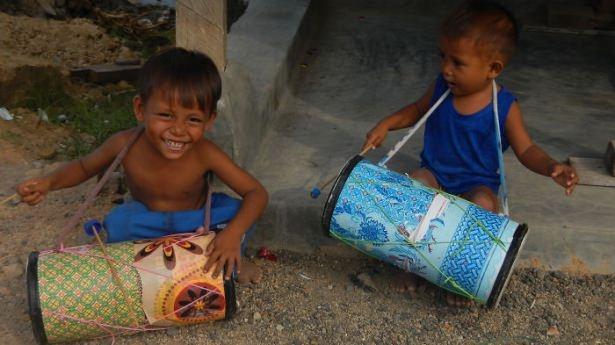 Dünya çocuklarının en mutlu anları 59