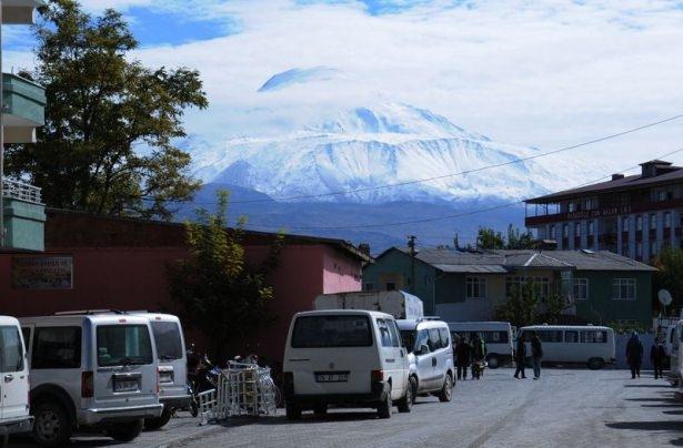 Türkiye'den kar manzaraları 49
