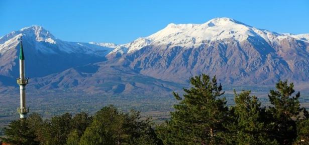 Türkiye'den kar manzaraları 78