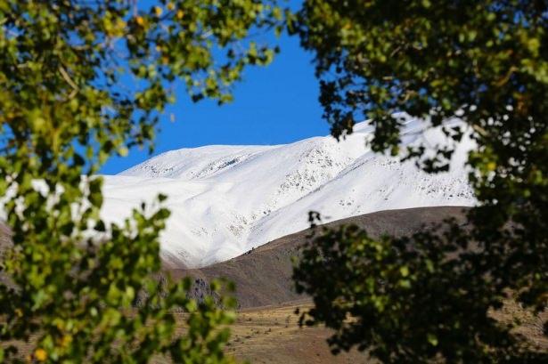 Türkiye'den kar manzaraları 80