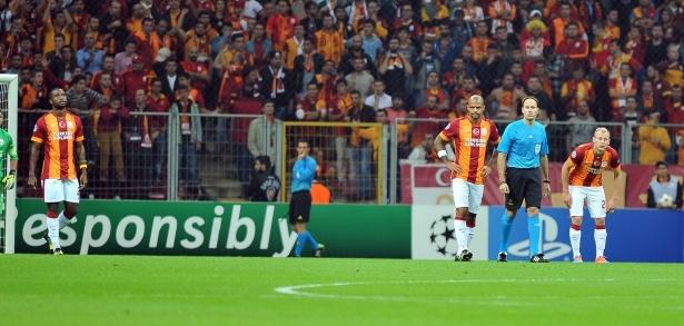 Galatasaray-Borussia Dortmund maçı 11