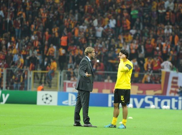 Galatasaray-Borussia Dortmund maçı 2