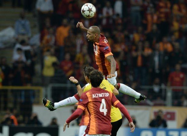 Galatasaray-Borussia Dortmund maçı 3