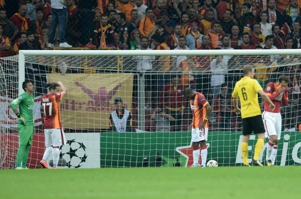 Galatasaray-Borussia Dortmund maçı 7