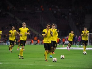 Galatasaray-Borussia Dortmund maçı