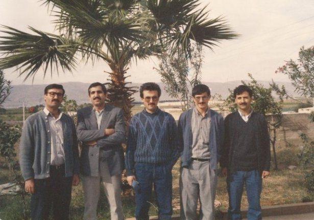Görmediğiniz fotoğraflarla Ahmet Davutoğlu 13
