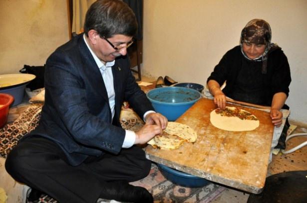 Görmediğiniz fotoğraflarla Ahmet Davutoğlu 19