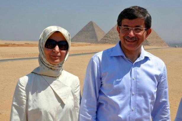 Görmediğiniz fotoğraflarla Ahmet Davutoğlu 21